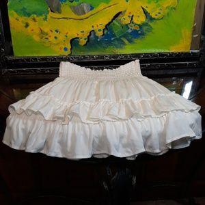 H &M mini skirt